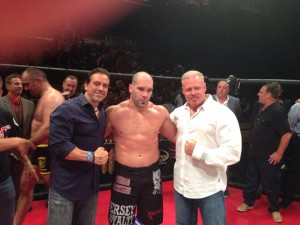 Collins, McDonald & Gann Sponsor Brendan Barrett